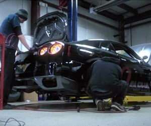 AMS 2000HP Alpha Omega GT-R Build Time-Lapse