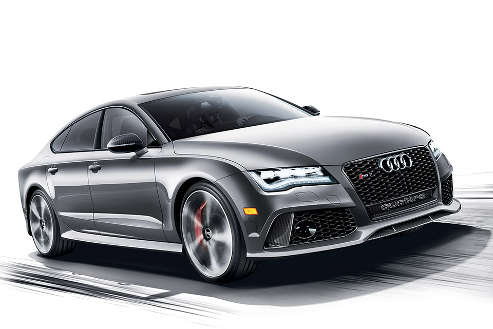 Audi RS7 Dynamic Edition to Premiere in New York