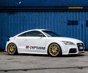 2013 Audi TT RS+ Cured by Chiptuning