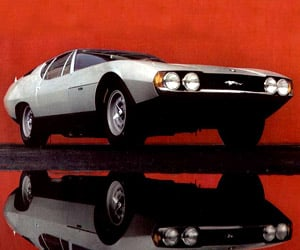 Concepts from Future Past: 1967 Bertone Pirana