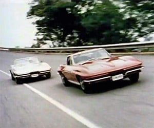 The Story of the 1963 Corvette Sting Ray