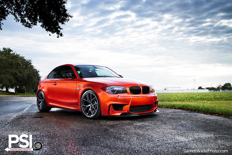 2011 BMW 1M Coupe by Precision Sport Industries  95 Octane