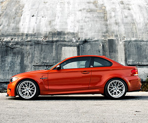 2011 BMW 1M Coupe by Precision Sport Industries