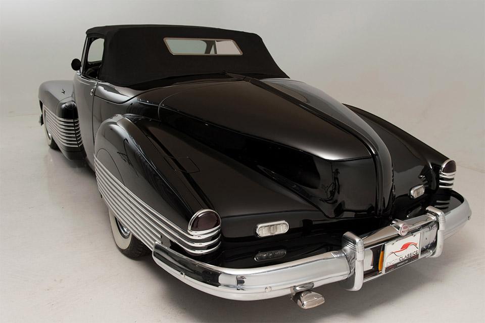 1938 buick y job tribute car for sale 95 octane. Black Bedroom Furniture Sets. Home Design Ideas