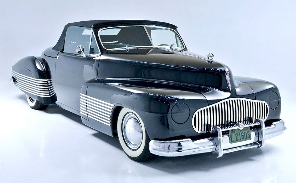 1938 Buick Y-Job Tribute Car for Sale - 95 Octane