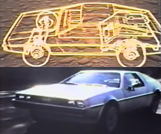 From the Vaults: DeLorean DMC-12 Sales Video