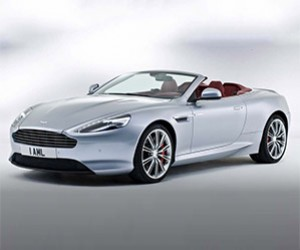 Aston Martin Celebrates the History of the DB9