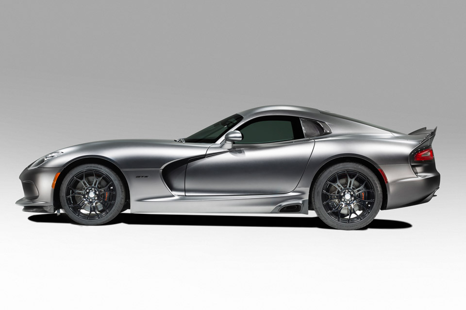 Dodge Viper Srt Anodized Carbon Special Edition 95 Octane