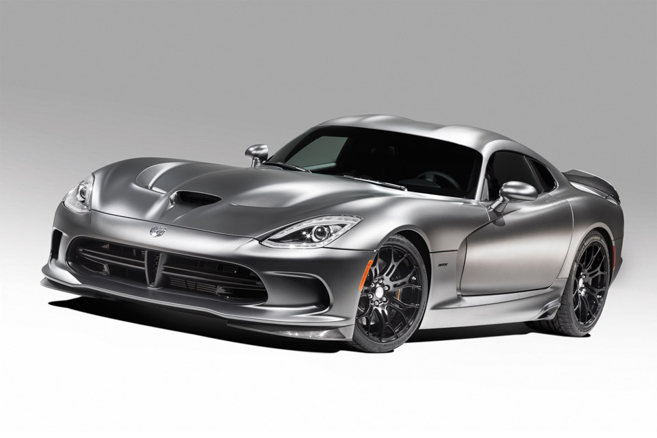 Dodge Viper SRT Anodized Carbon Special Edition