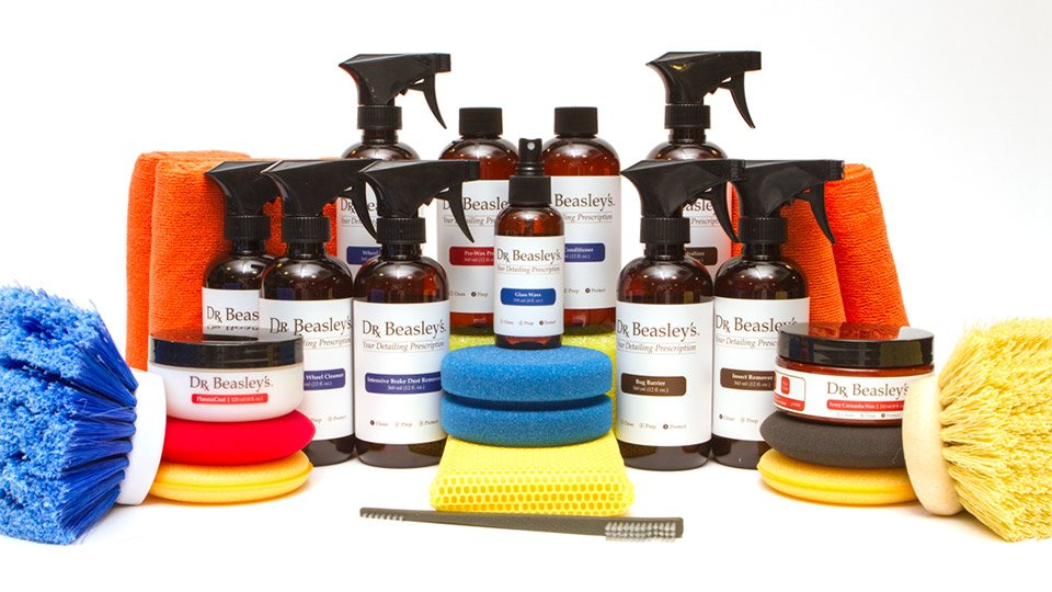 Win $300+ of Dr. Beasley's Premium Car Care Products!