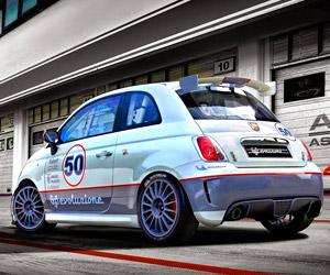 2014 Fiat Abarth 695 Assetto Corse Evoluzione