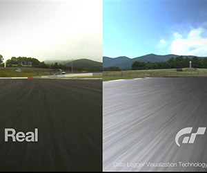 Gran Turismo Recreates Real-World Driving in Game