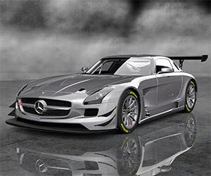 Gran Turismo 6 vs Real Life in a Mercedes SLS AMG