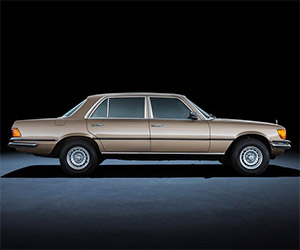 Mercedes-Benz: History of the S-Class Luxury Sedans