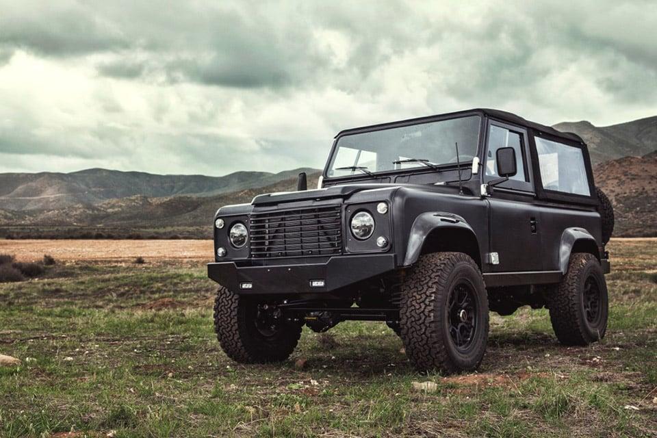 ICON D90 Land Rover V8 Reformer