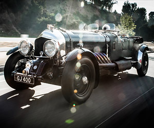 Jay Leno's Massive 27-Liter V12 Bentley