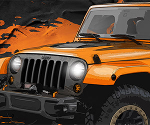 Jeep Teases Two New Concepts Before Moab