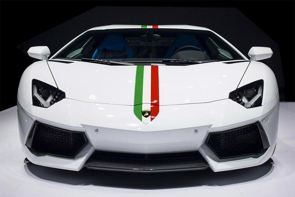 Lamborghini Aventador Lp 700 4 Nazionale 95 Octane