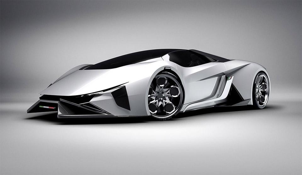 2023 Lamborghini Diamante Concept 95 Octane