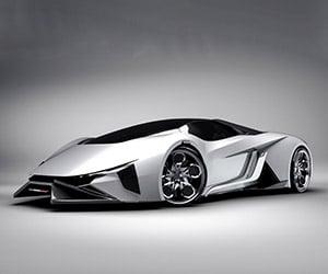 2023 Lamborghini Diamante Concept
