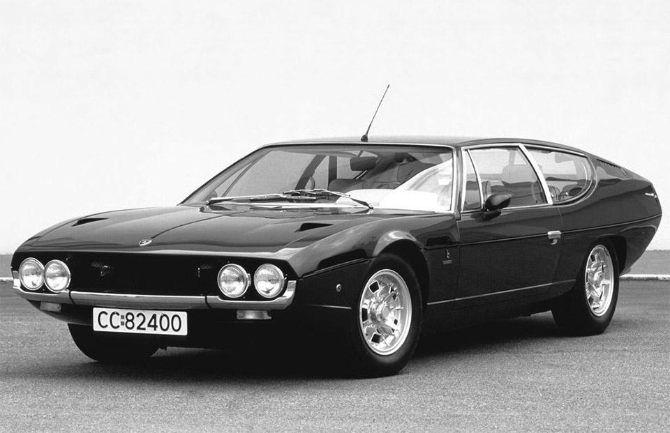 Concepts from Future Past: 1967 Bertone Pirana