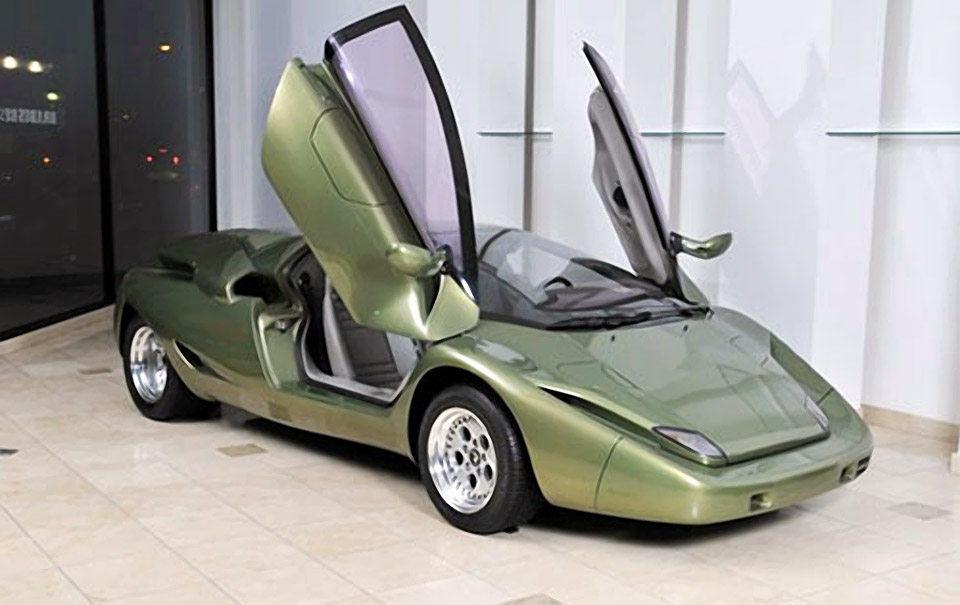 Lamborghini Sogna Concept for Sale at $3.3m