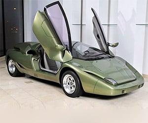 Lamborghini Sogna Concept for Sale at $3.3m