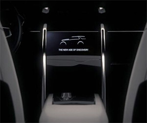 Land Rover Teases New Discovery Vision Concept