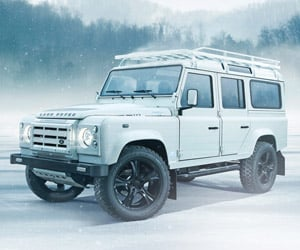 Twisted Alpine Edition Land Rover Defender