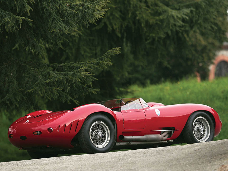 Stirling Moss Maserati 450s Prototype Up For Sale 95 Octane