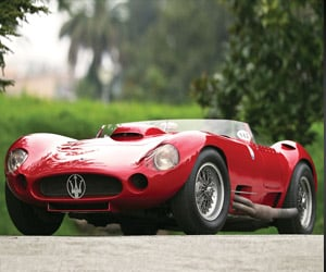 Stirling Moss Maserati 450S Prototype up for Sale