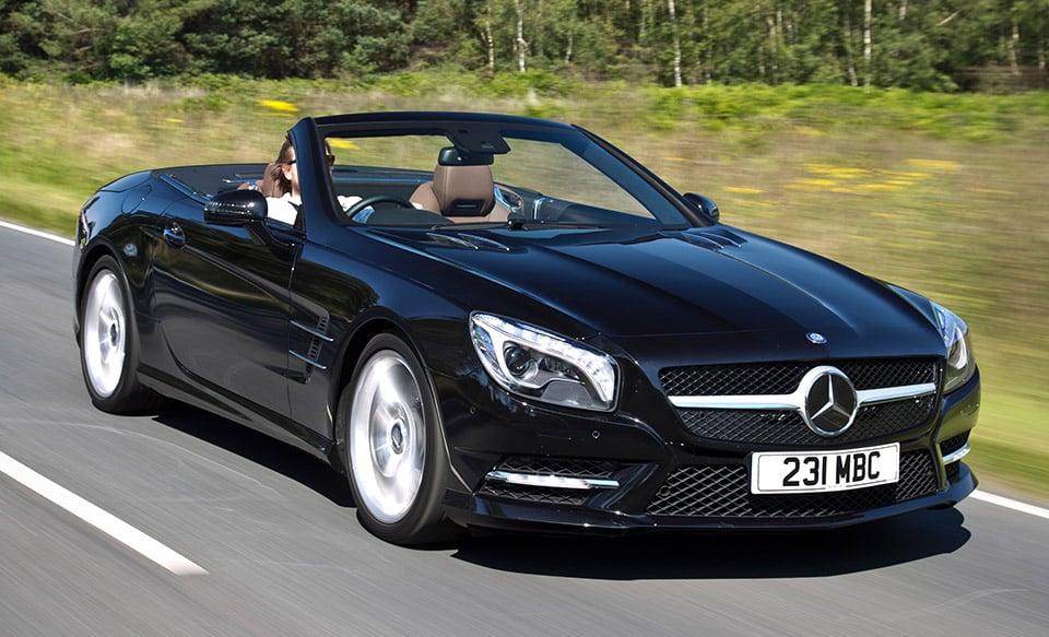 2015 Mercedes Benz Sl 400 Sport Amp Amg Sl 63 95 Octane