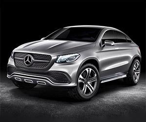 Mercedez-Benz Previews MLC Concept Before Beijing
