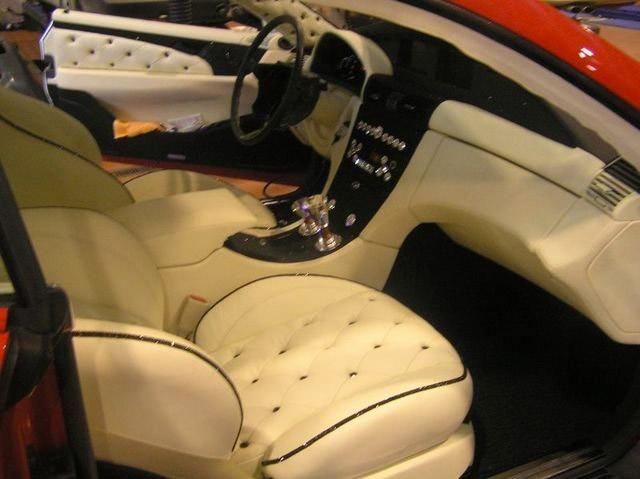 Car Interior Insulation