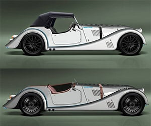 Morgan Limited Edition Plus 8 Speedster