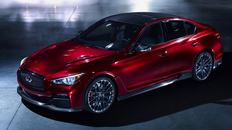Infiniti Q50 Eau Rouge Almost a Sure Thing