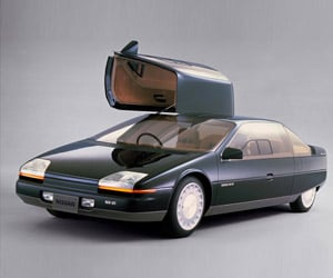 Concepts from Future Past: 1983 Nissan NX-21