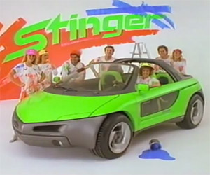 Concepts from Future Past: The Pontiac Stinger