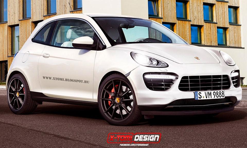 Porsche Boxenne S Concept
