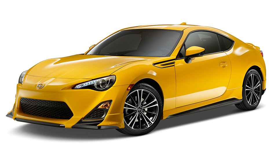 Scion FR-S Release Series 1.0 Looks to Racing Roots
