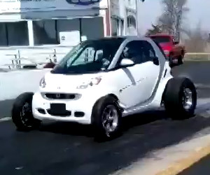 The Big Block Smart Car