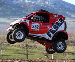 The Smart 4×4: The Tiny Rally Car That Couldn't
