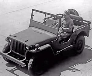 The Origin of the Willys Jeep as Told by a Jeep