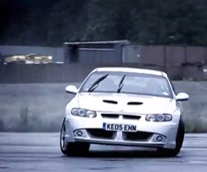 Top Gear: Vauxhall Powersliding