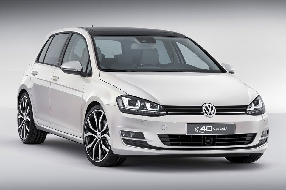 Volkswagen Luxury Golf Edition Concept