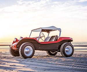 From the Vaults: The 1964 Meyers Manx