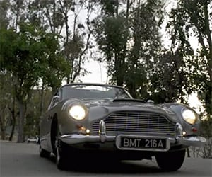 """A """"James Bond"""" Type 1967 Aston Martin DB6"""