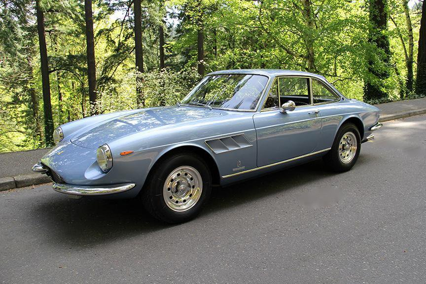 1967 Ferrari 330 Gtc On Auction 95 Octane