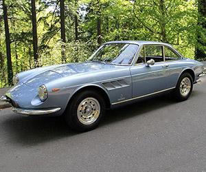 1967 Ferrari 330 GTC on Auction