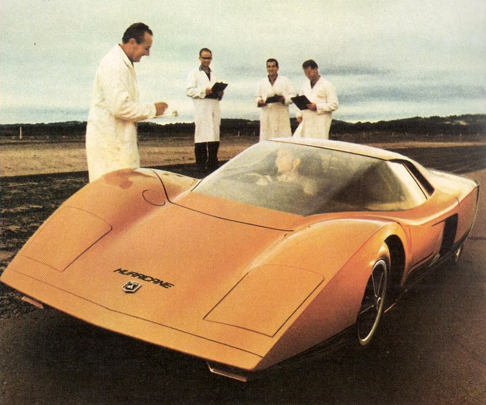 Concepts from Future Past: 1969 Holden Hurricane